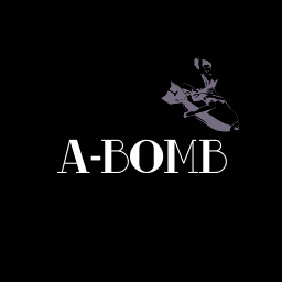 A-BOMB logo