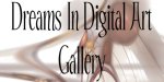 Dreams In Digital Art Logo