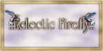 __Eclectic Firefly__ Logo Rectangle