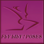 FLY LILY! POSES LOGO full perm