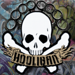 Hooligan LogoBG
