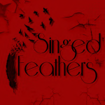 -Singed Feathers- Logo