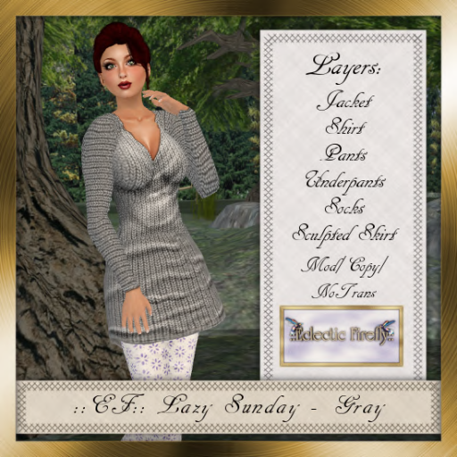 __Eclectic-Firefly__-Lazy-Sunday-Gray---Wear-Gray-Hunt-Item