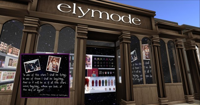 elymode Dedication