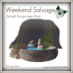 [WS] Small Pool_WGHunt - Weekend Salvage
